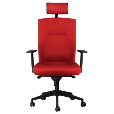kırmızı ofis sandalyesi
