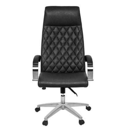 siyah makam sandalyesi