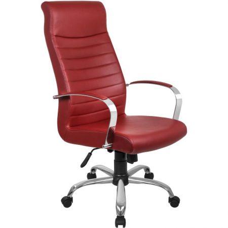 kırmızı ofis sandalye