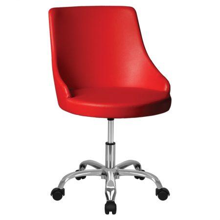 deri büro sandalye