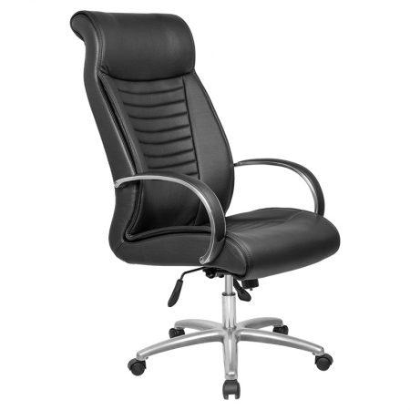 siyah yönetici sandalye
